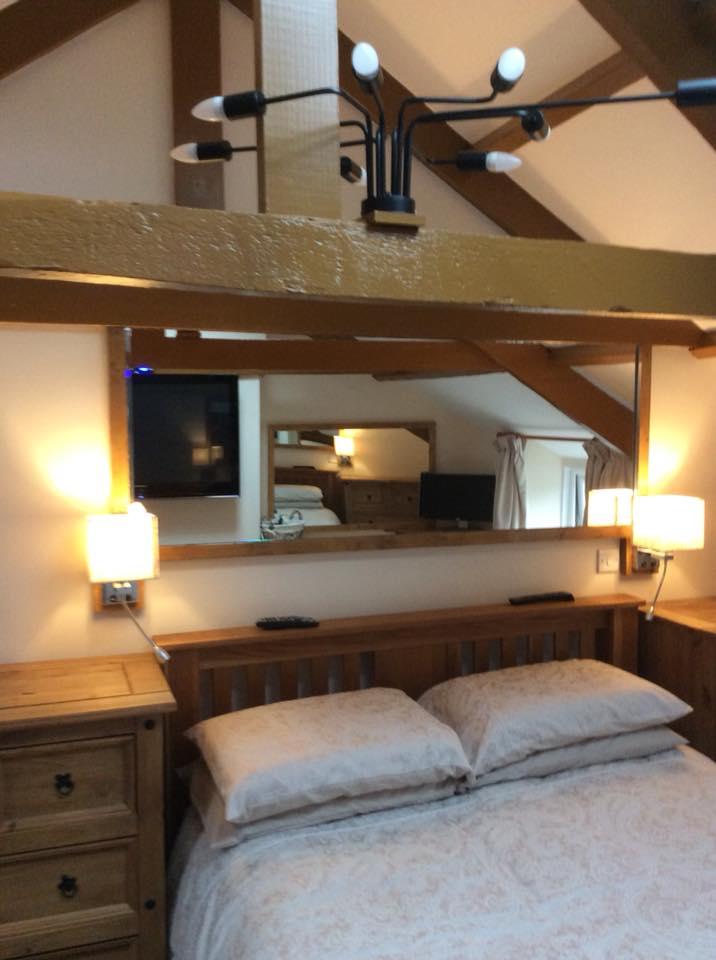 bedroom renovation after
