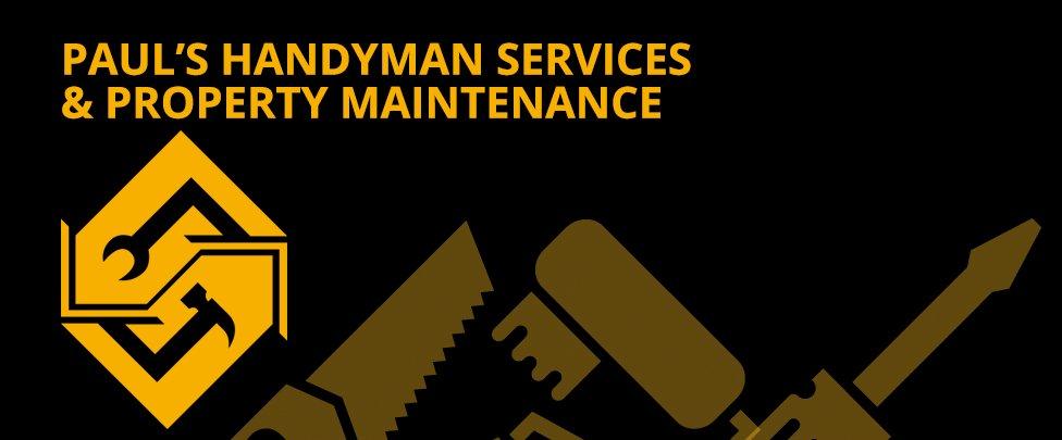 pauls handyman logo