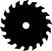 saw icon